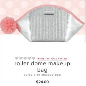 Benefit Roller Dome Makeup Bag